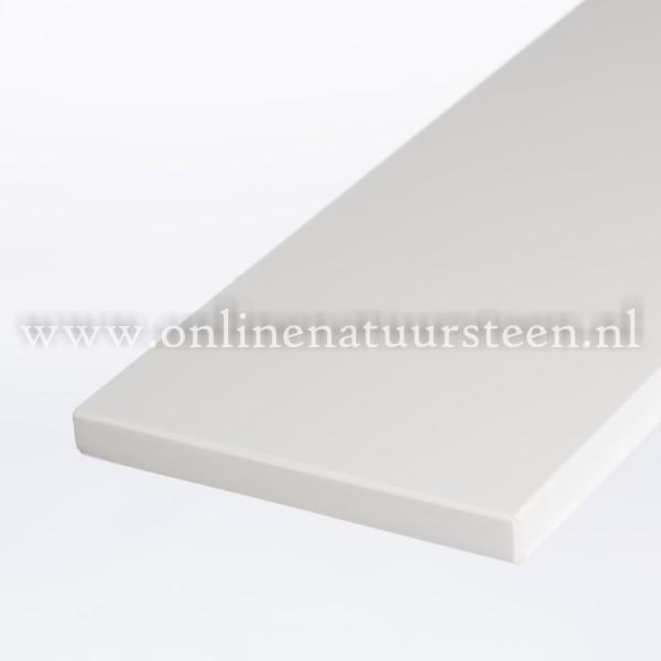 Ceramic-Stone Pure White (gezoet) - 2 cm dik.