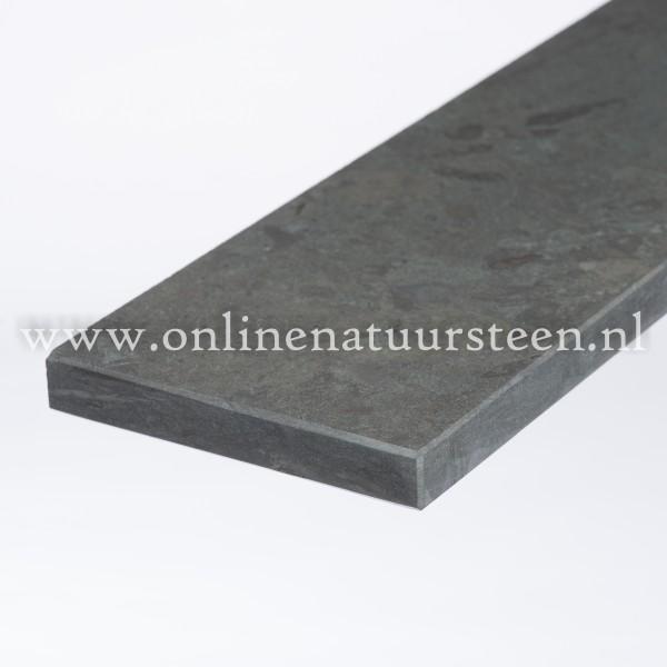 Duitse hardsteen (Dolomit) - 2 cm.
