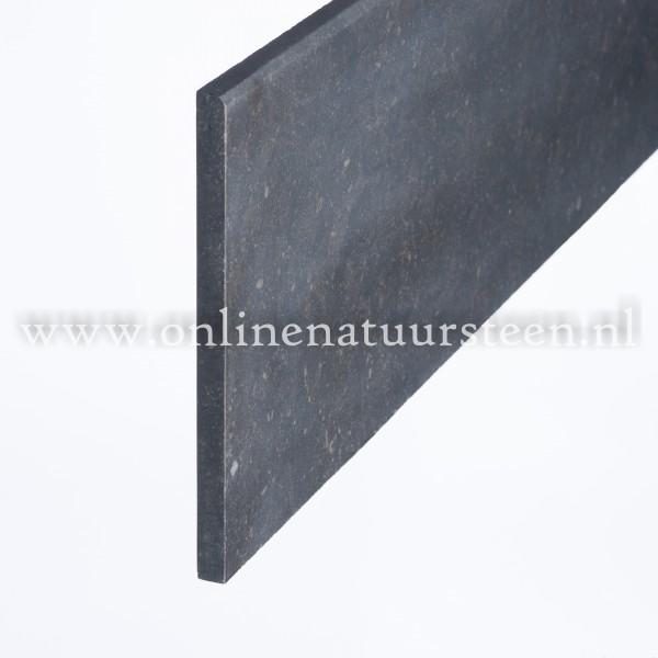 Belgisch hardsteen gevelplinten (Gezoet) - 4cm