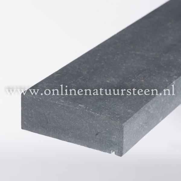 Belgisch hardsteen spekbanden schuin