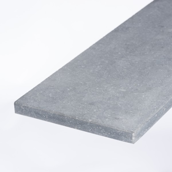 Belgisch hardsteen (geschuurd) - 2 cm dik.