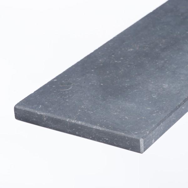 Belgisch hardsteen (gezoet) - 2 cm dik.