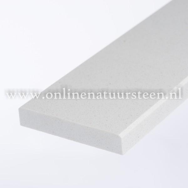 Marmercomposiet Bianco C - 2 cm.
