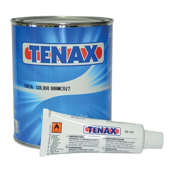 Tenax twee componenten steenlijm 125 ml - grijs