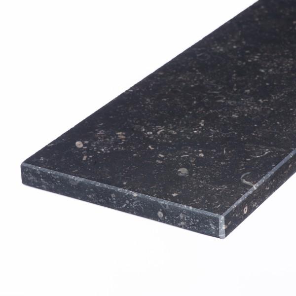Belgisch hardsteen (donker gezoet) - 1,5 cm dik.