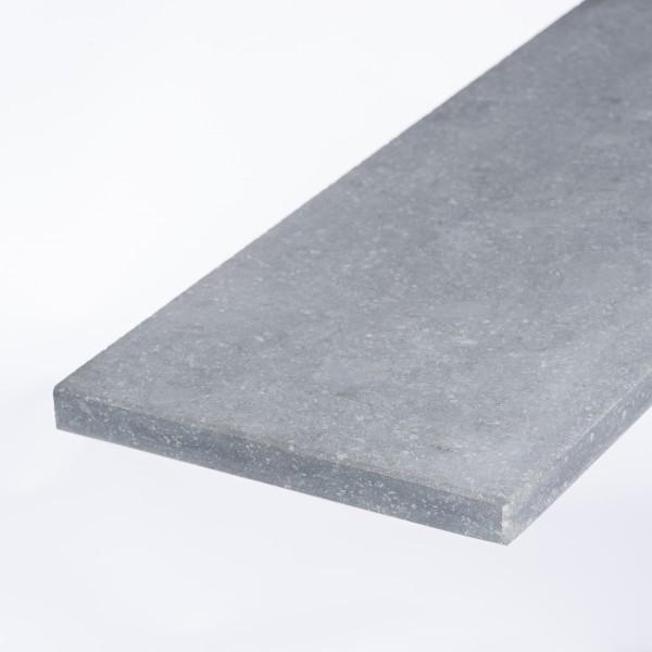 Belgisch hardsteen (geschuurd) - 1,5 cm dik.