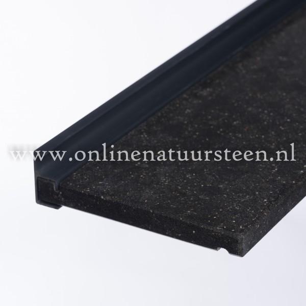 Marmercomposiet Hardsteen MI  (Belgisch hardsteen look) Raamdorpels - 2cm