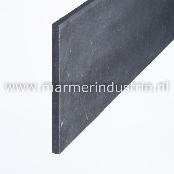 Belgisch hardsteen gevelplinten (Gezoet) - 1,5cm