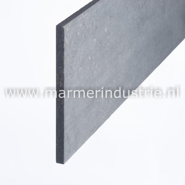 Belgisch hardsteen gevelplinten (Geschuurd) - 4cm
