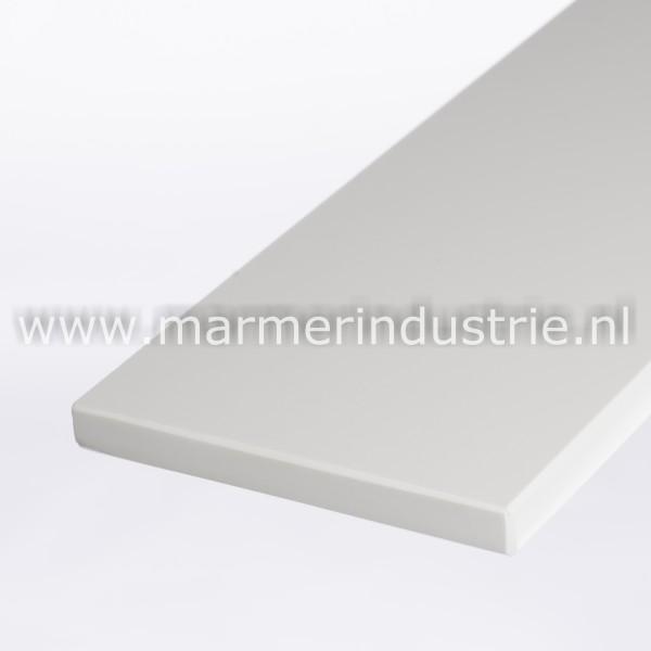 Keramiek Pure White (gezoet) - 2 cm.