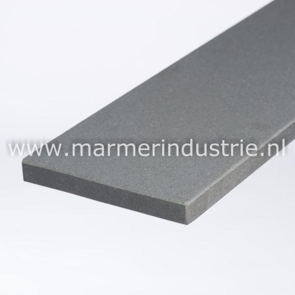 Marmercomposiet Grigio MI ® - 2 cm.