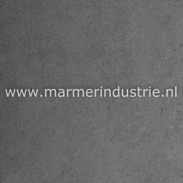 Keramiek Steel Grey (gezoet) - 2 cm.
